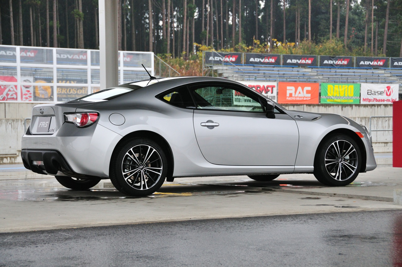 2013 Scion Fr S Review Track Tested In Japan Subaru Brz