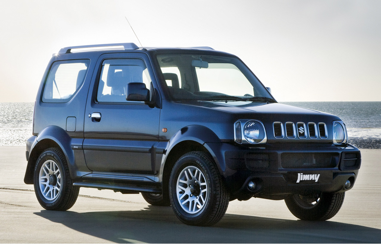 suzuki jimny photo gallery autoblog. Black Bedroom Furniture Sets. Home Design Ideas