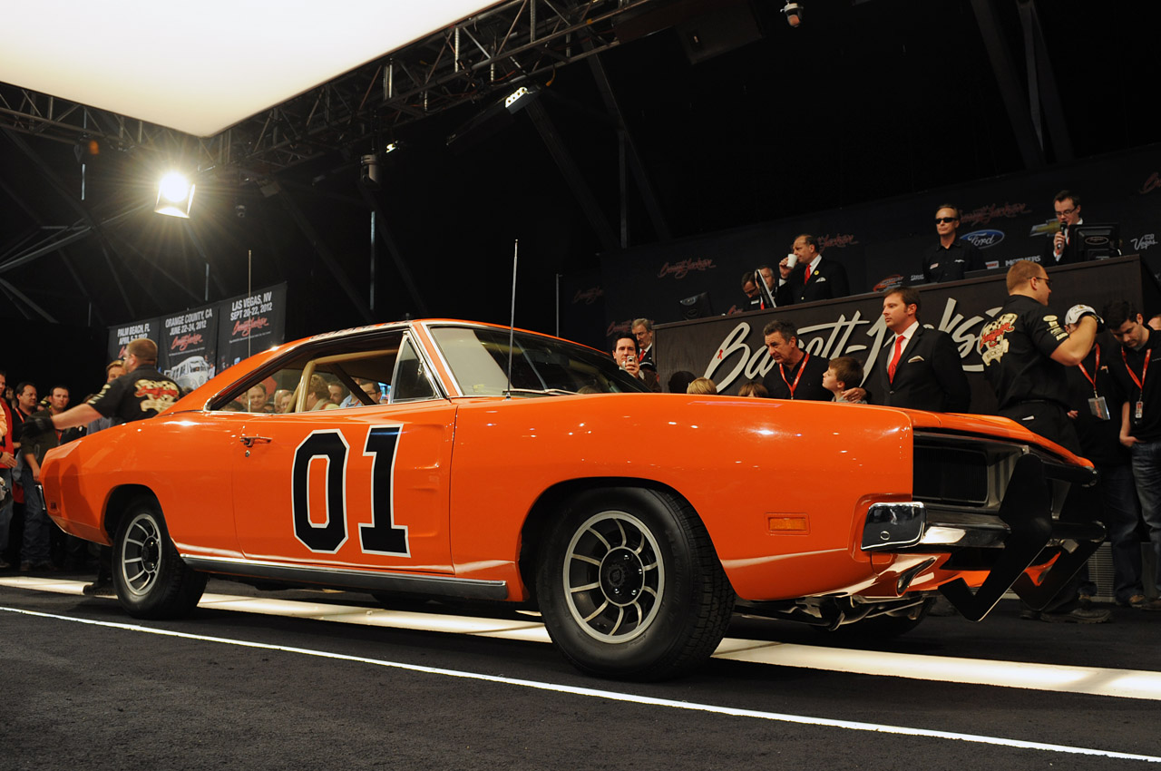 Quot Lee 1 Quot Dukes Of Hazzard 1969 Dodge Charger Barrett