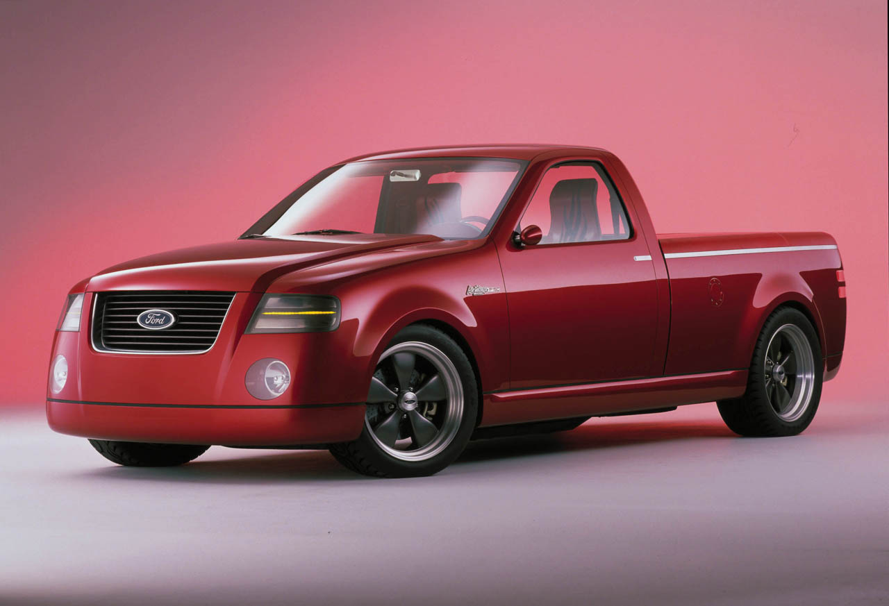 2001 Ford F 150 Lightning Rod Concept Up For Grabs At Rm
