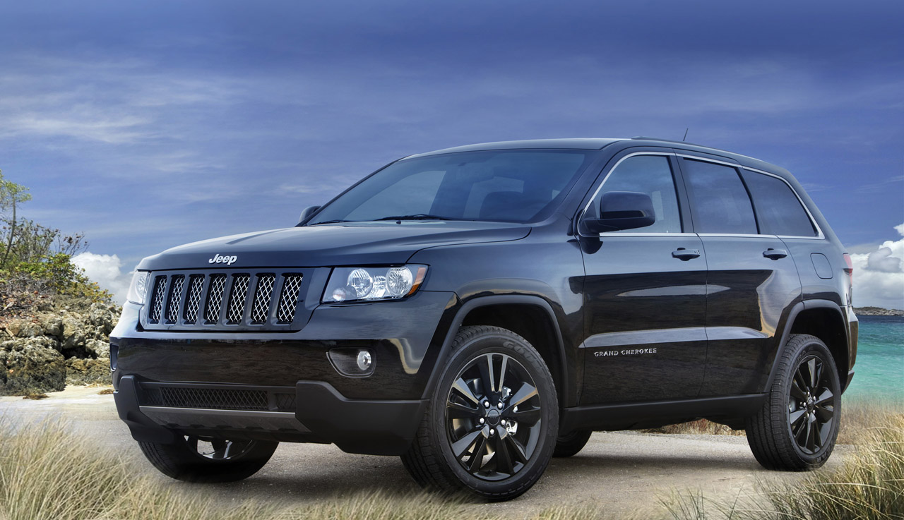 Black Book Car Values >> Stealthy Jeep Grand Cherokee concept headed for production ...