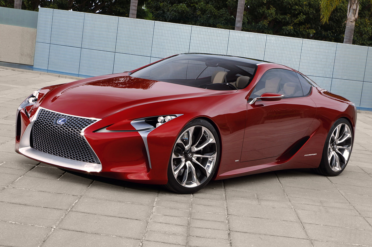 Lexus Certified Pre Owned >> Lexus LF-LC super coupe concept pondered for production ...