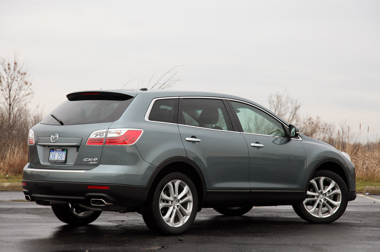 2012 mazda cx 9 review photo gallery autoblog. Black Bedroom Furniture Sets. Home Design Ideas