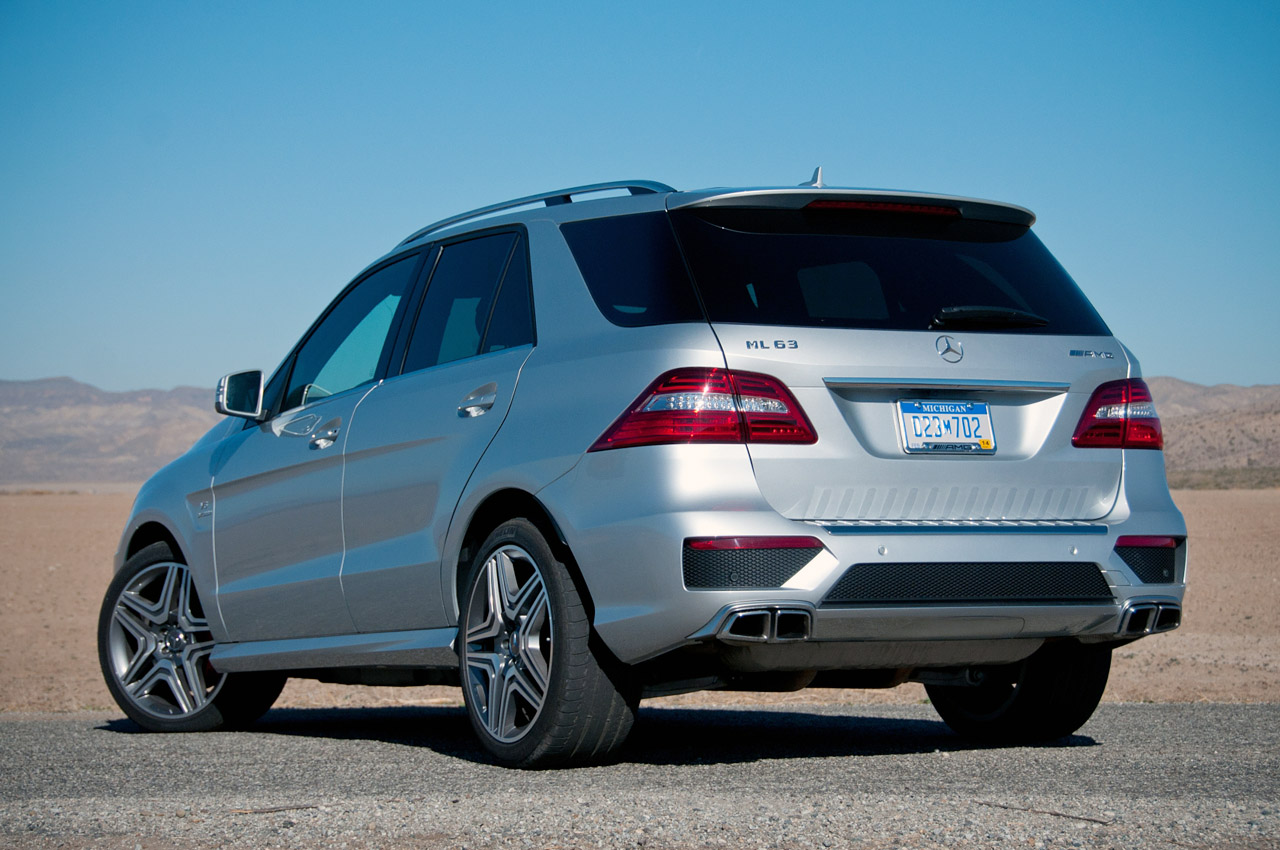 Certified Pre Owned Mercedes >> 2012 Mercedes-Benz ML63 AMG [w/video]   Autoblog