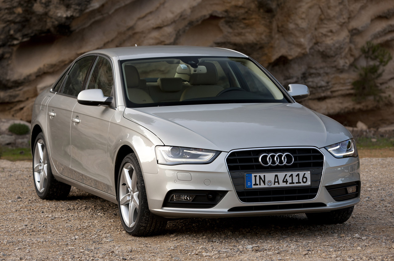 2013 audi a4 first drive photo gallery autoblog. Black Bedroom Furniture Sets. Home Design Ideas