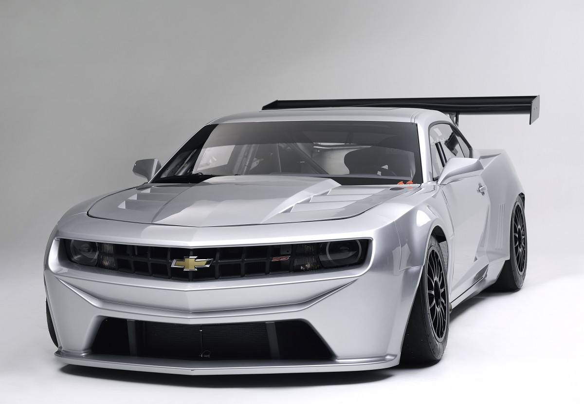 Camaro Insurance Cost >> Sareni United's Chevrolet Camaro GT turns pony car into thoroughbred - Autoblog