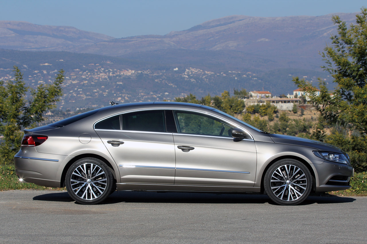 Baby Volkswagen Cc In The Works Autoblog