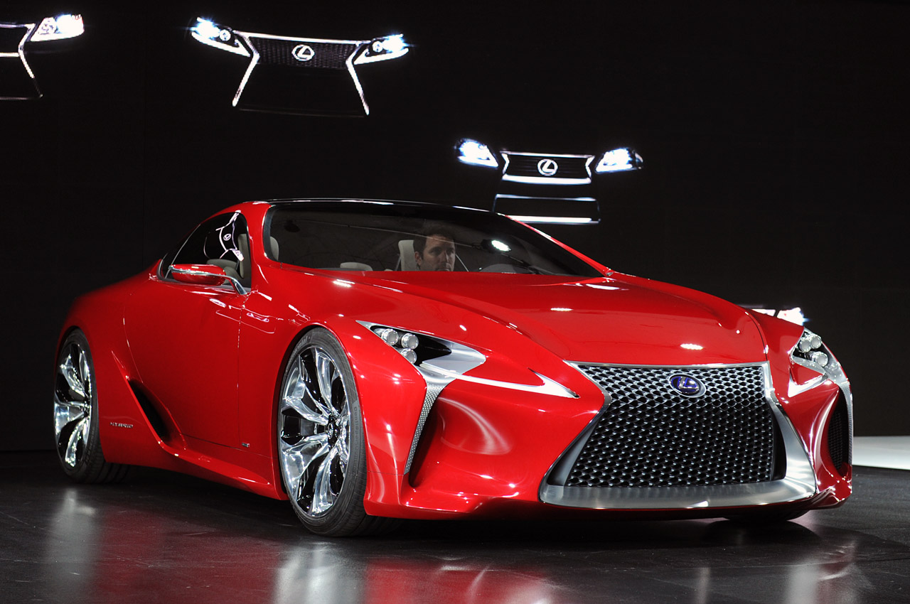 Lexus Certified Pre Owned >> Lexus LF-LC approved for production - Autoblog