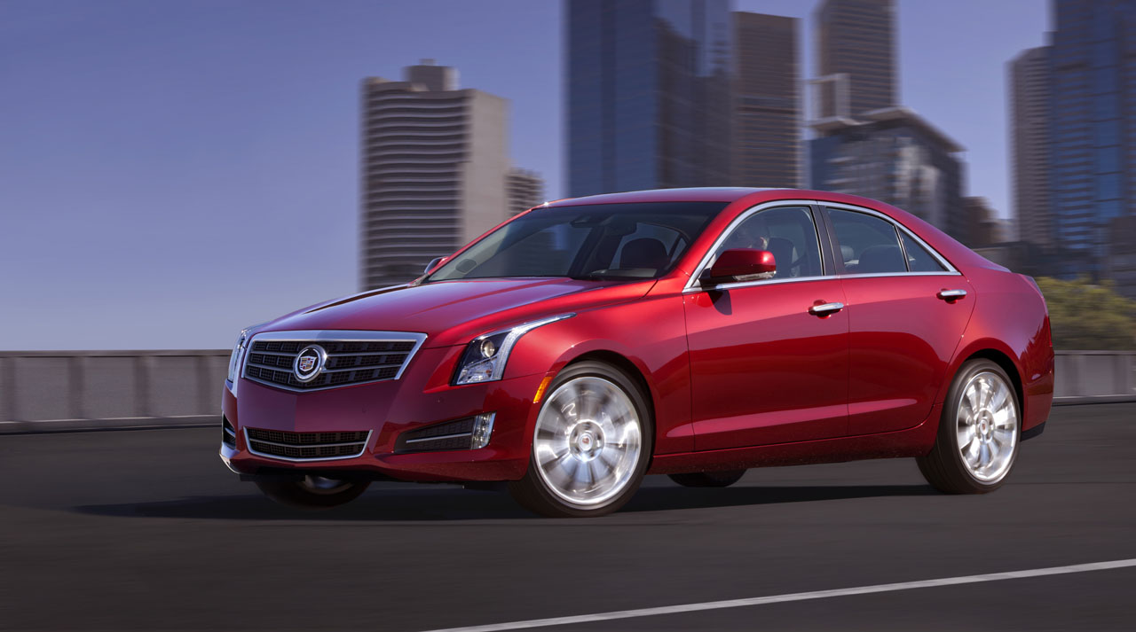 Cadillac Ats V Coupe >> Cadillac ATS-V, Coupe talks resurface, new convertible model in the works? - Autoblog
