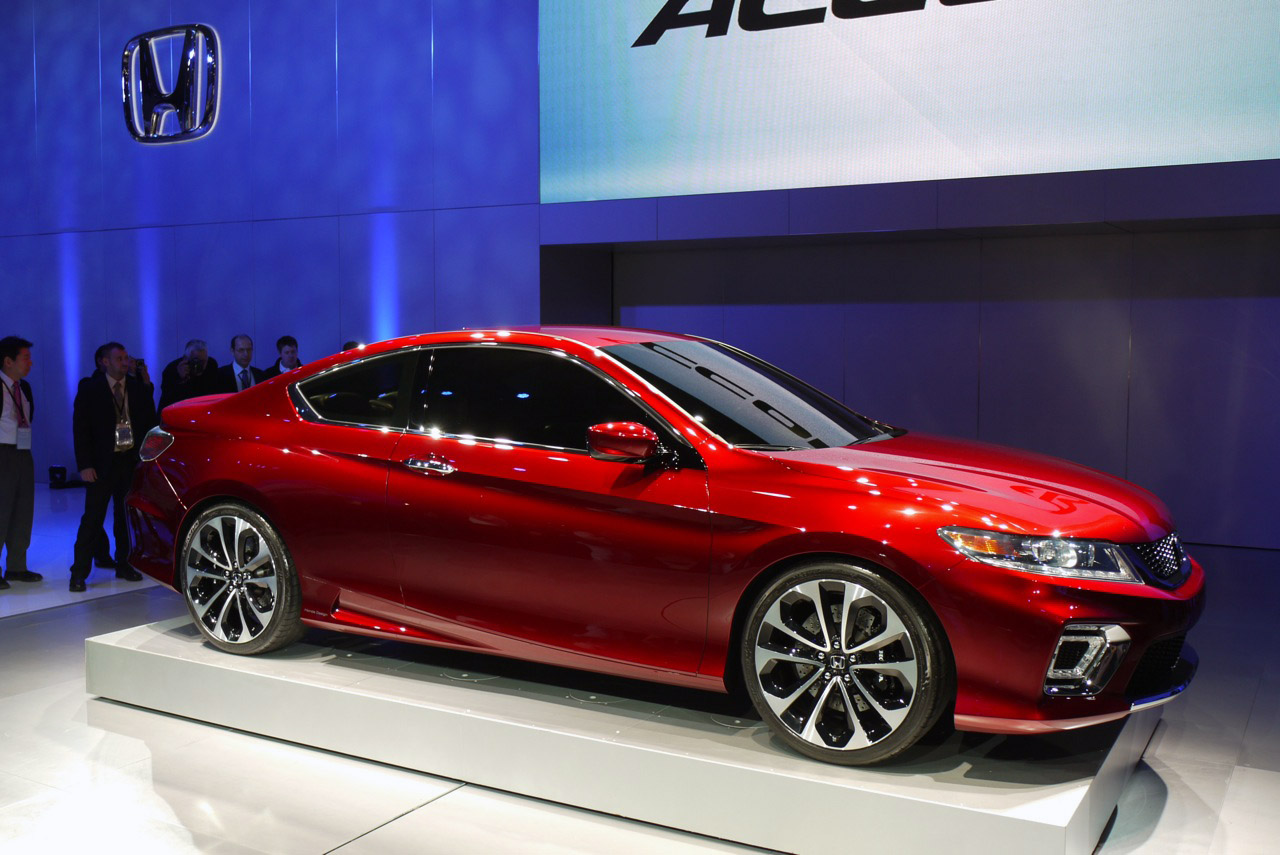 2013 honda accord coupe concept previews redesign hybrid returning. Black Bedroom Furniture Sets. Home Design Ideas