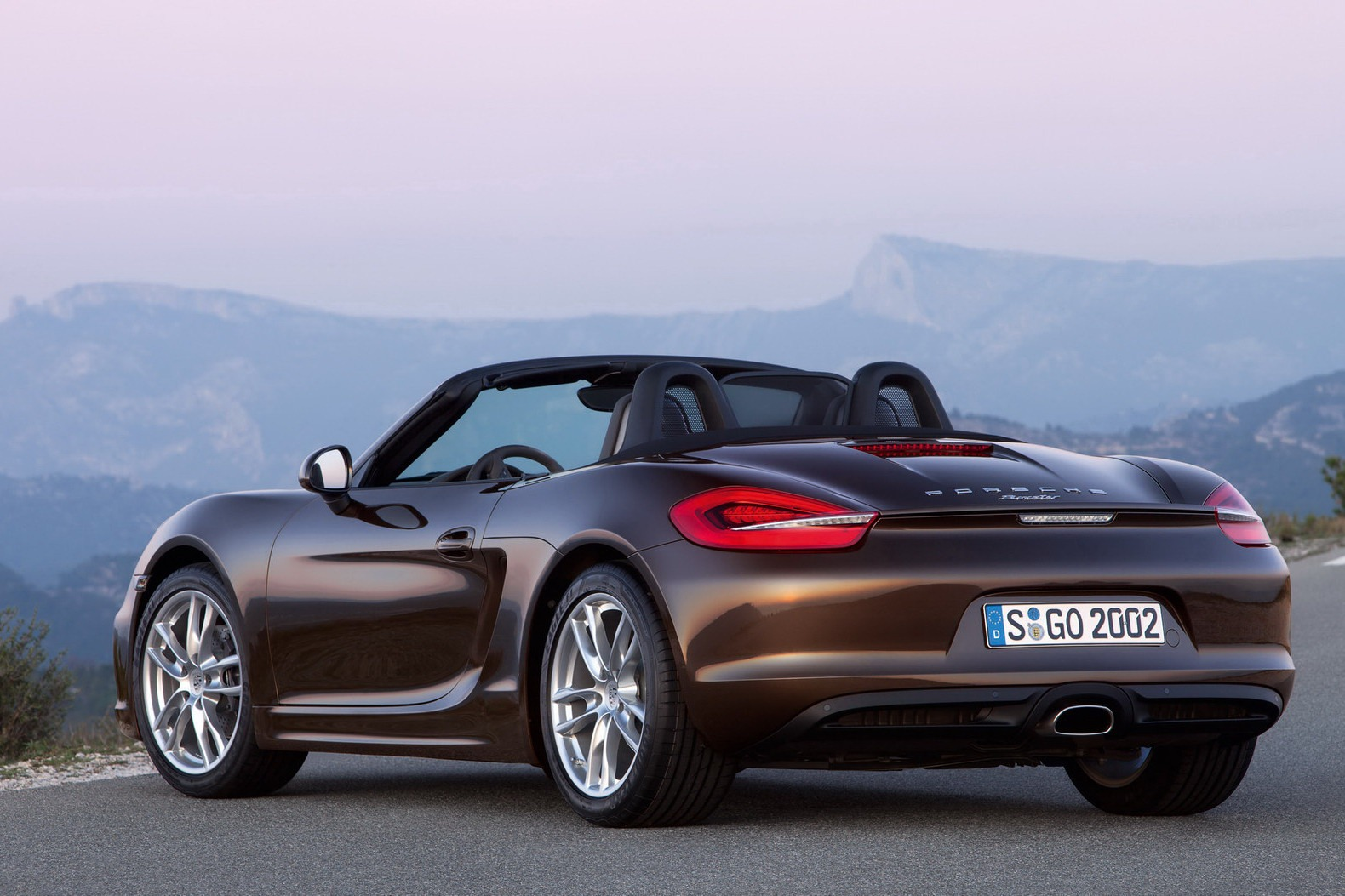 2013 Porsche Boxster rated at 22/32 MPG - Autoblog