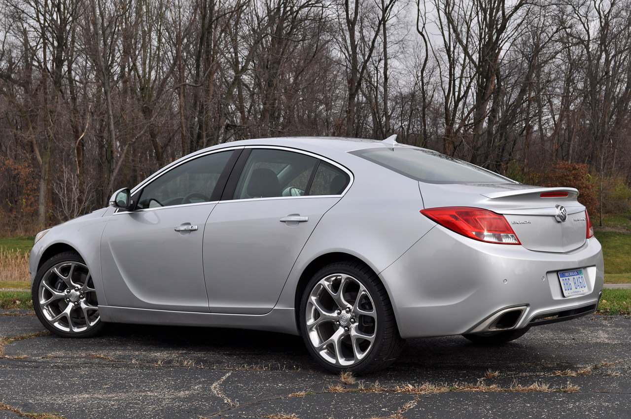 2012 Buick Regal GS - Autoblog