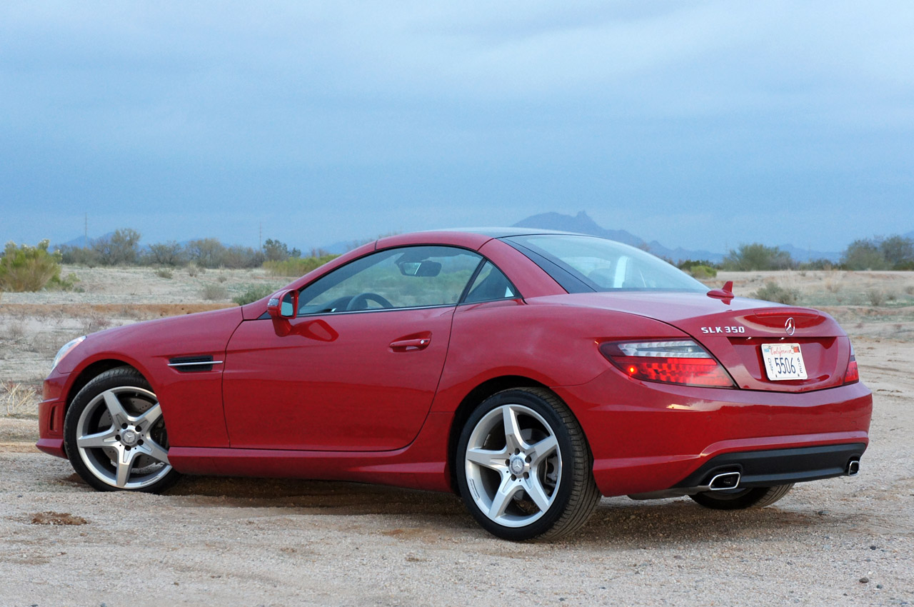 Certified Pre Owned Mercedes >> 2012 Mercedes-Benz SLK350 [w/video] - Autoblog