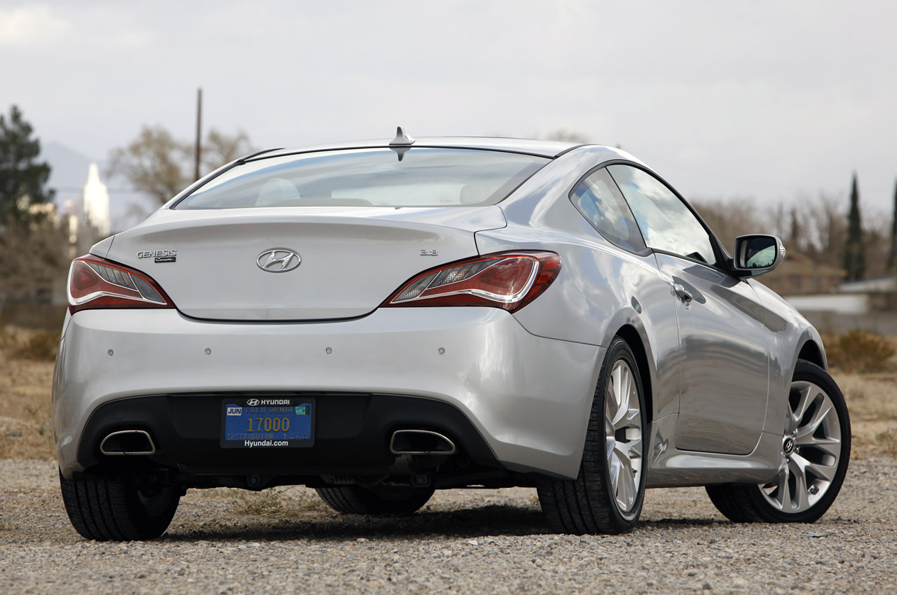 Hyundai Recalls 10k Genesis Coupes For Detached