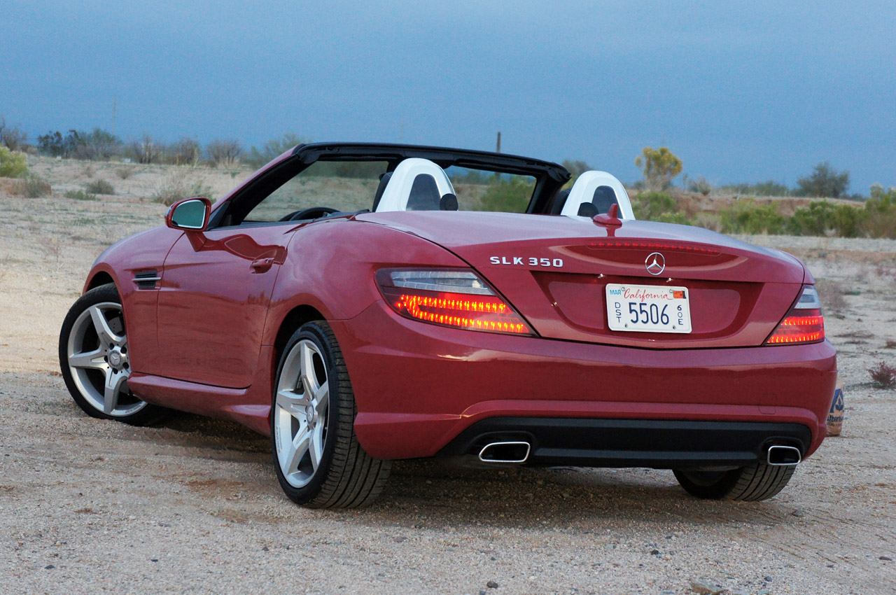 2012 mercedes benz slk350 review photo gallery autoblog. Black Bedroom Furniture Sets. Home Design Ideas