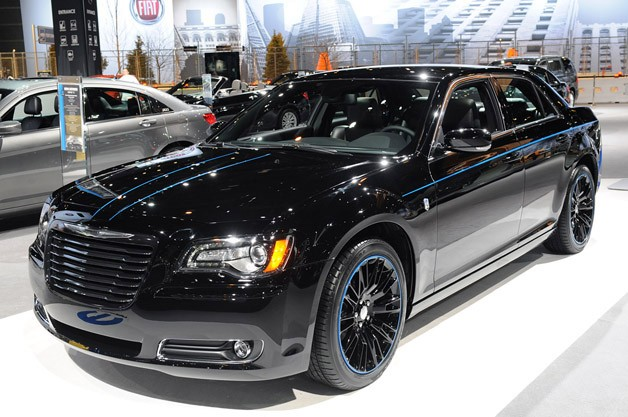 Black Book Car Values >> 2012 Mopar 300 dialed M for Murdered Out