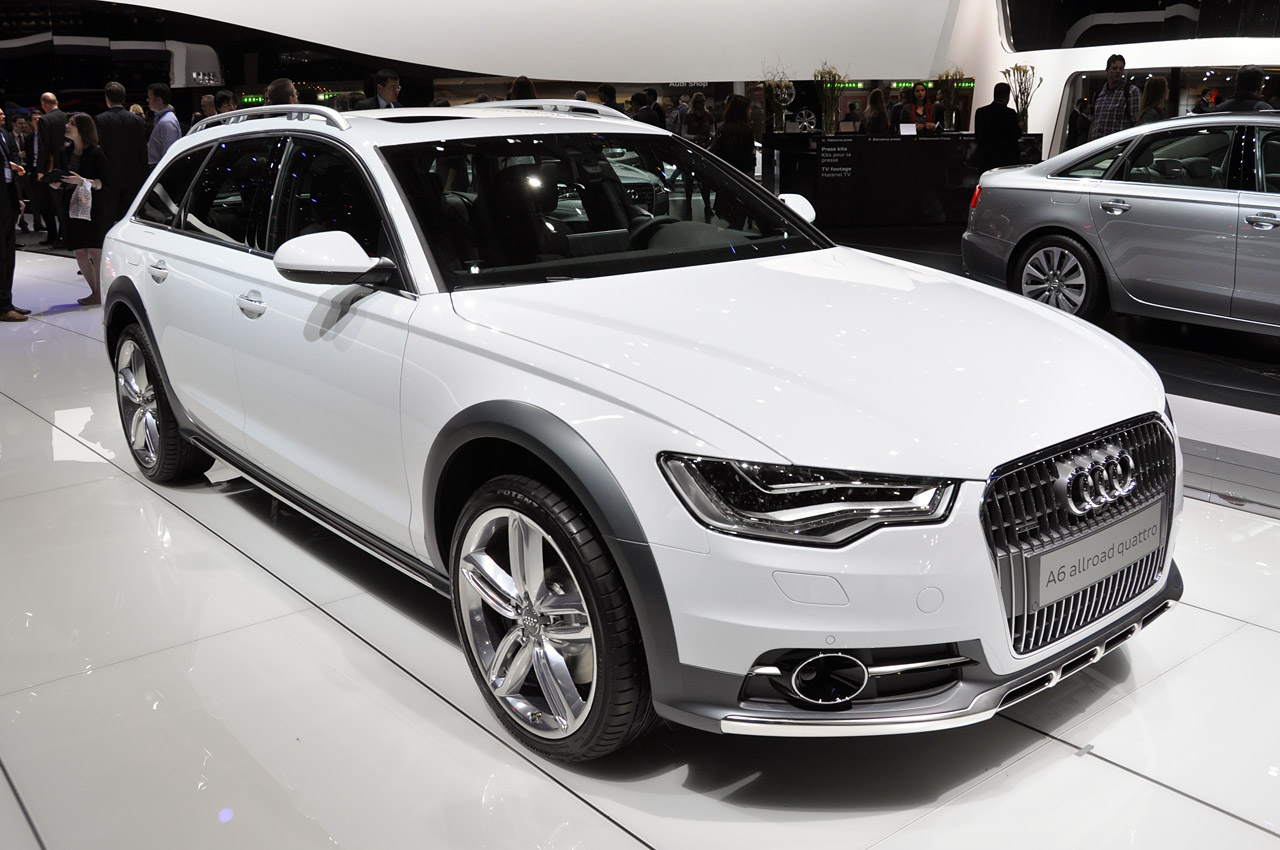 2013 audi a6 allroad geneva 2012 photo gallery autoblog. Black Bedroom Furniture Sets. Home Design Ideas