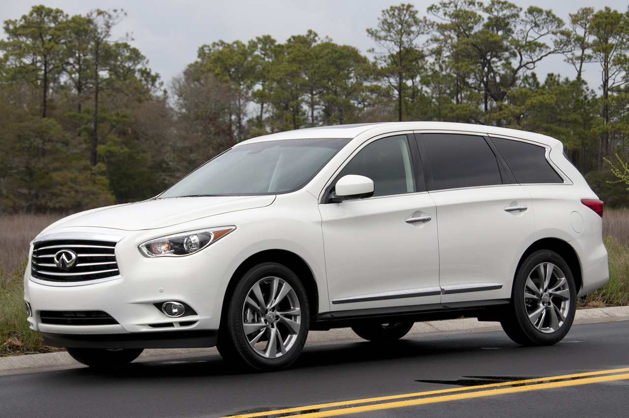 2013 Infiniti Jx W Video Autoblog
