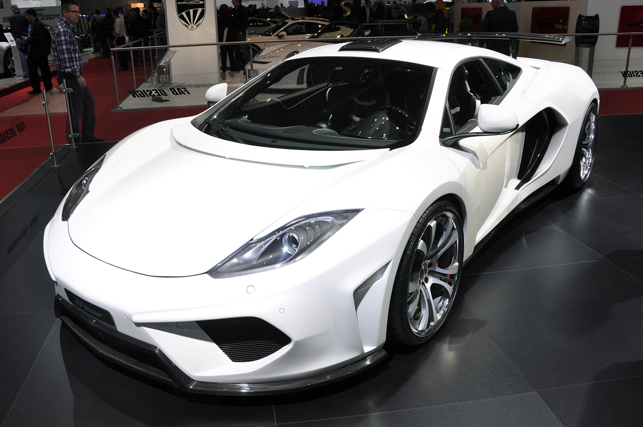 Hyundai Certified Pre Owned >> McLaren MP4-12C Terso shows FAB Design's good side - Autoblog