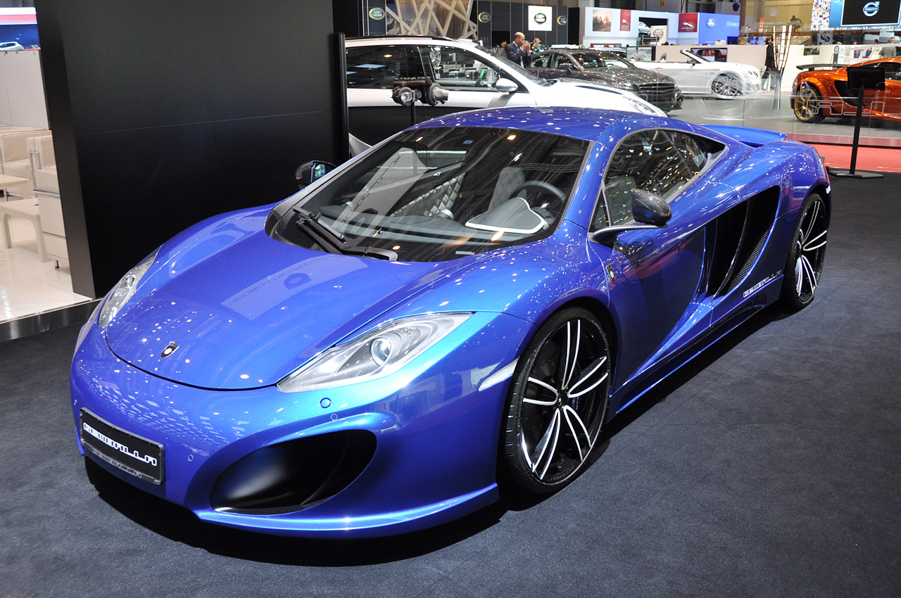 gemballa gt is yet another one off mclaren mp4 12c autoblog. Black Bedroom Furniture Sets. Home Design Ideas