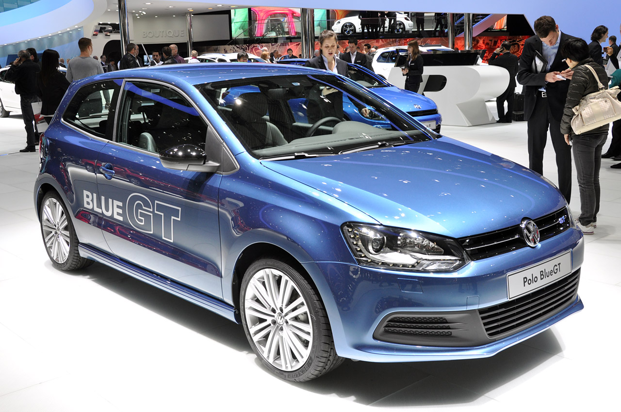 2012 Volkswagen Polo Blue GT mixes fun and frugality ...