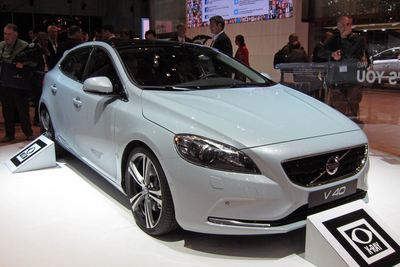 Volvo Certified Pre-Owned >> 2012 Volvo V40 takes aim at A3, 1 Series - Autoblog