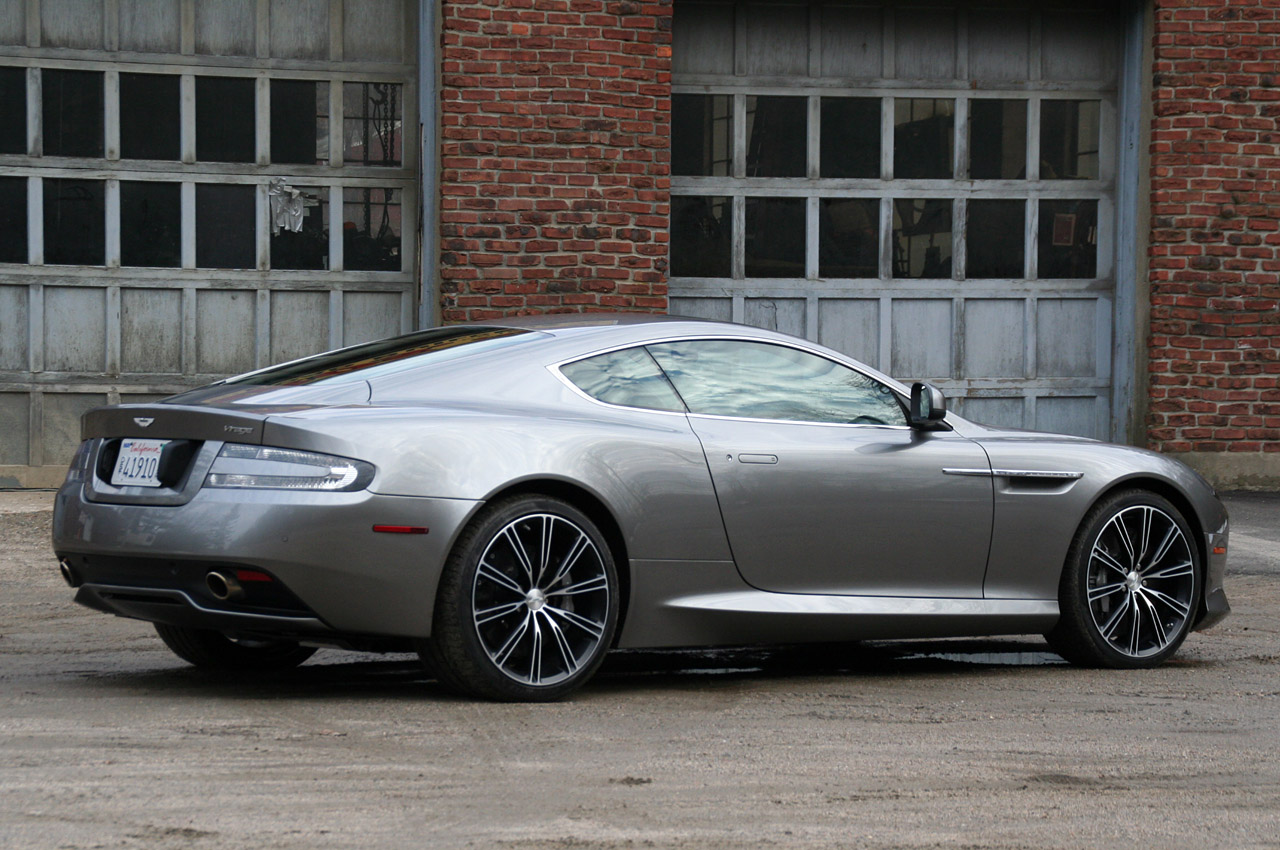 Aston Martin Virage | CAR Magazine |Aston Martin Virage Vantage