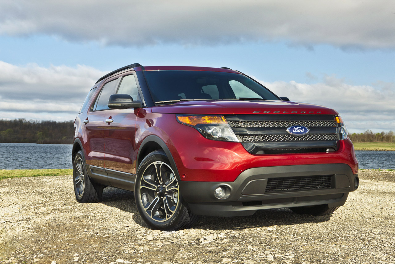 2013 ford explorer sport officially rated at 365 hp 16 22 mpg autoblog. Black Bedroom Furniture Sets. Home Design Ideas