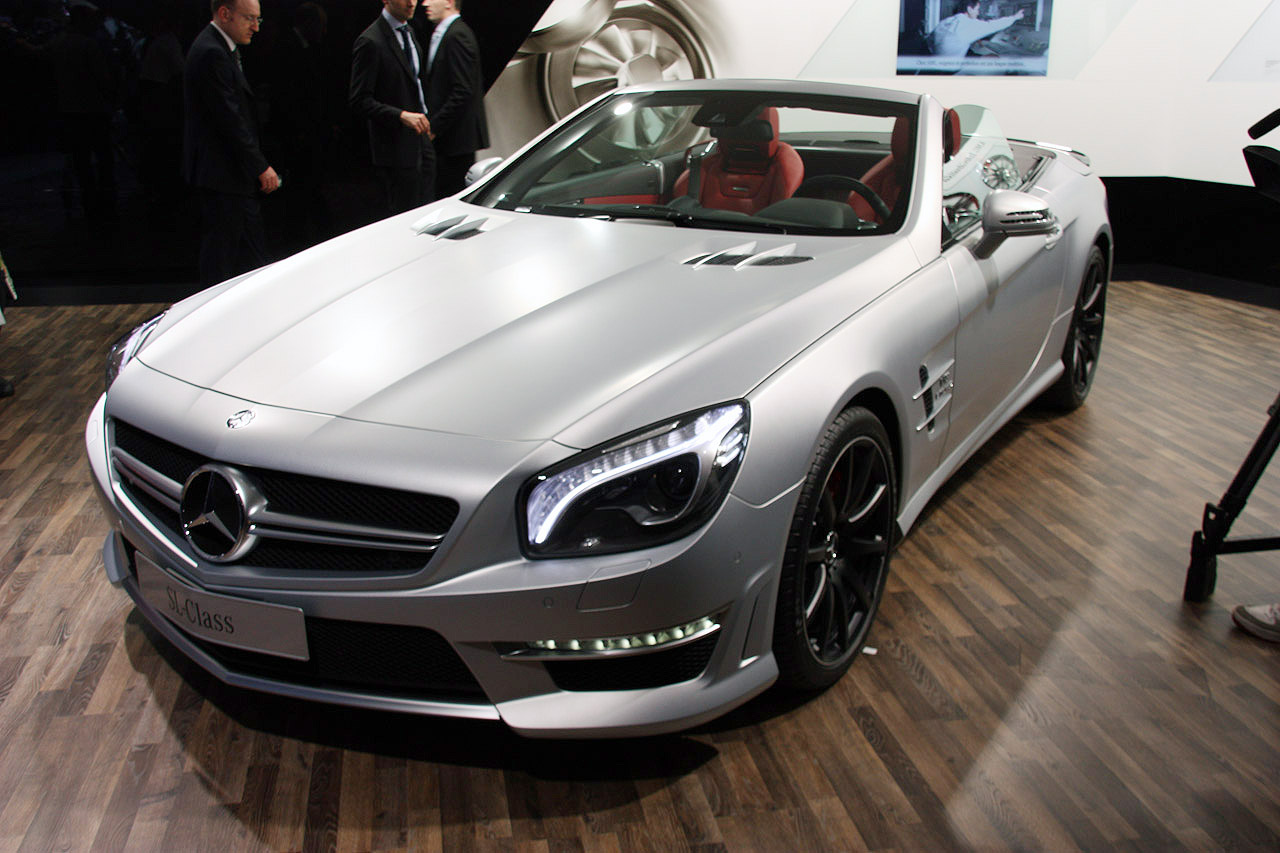 Mercedes Certified Pre Owned >> 2013 Mercedes-Benz SL63 AMG is big and beastly, not so ...