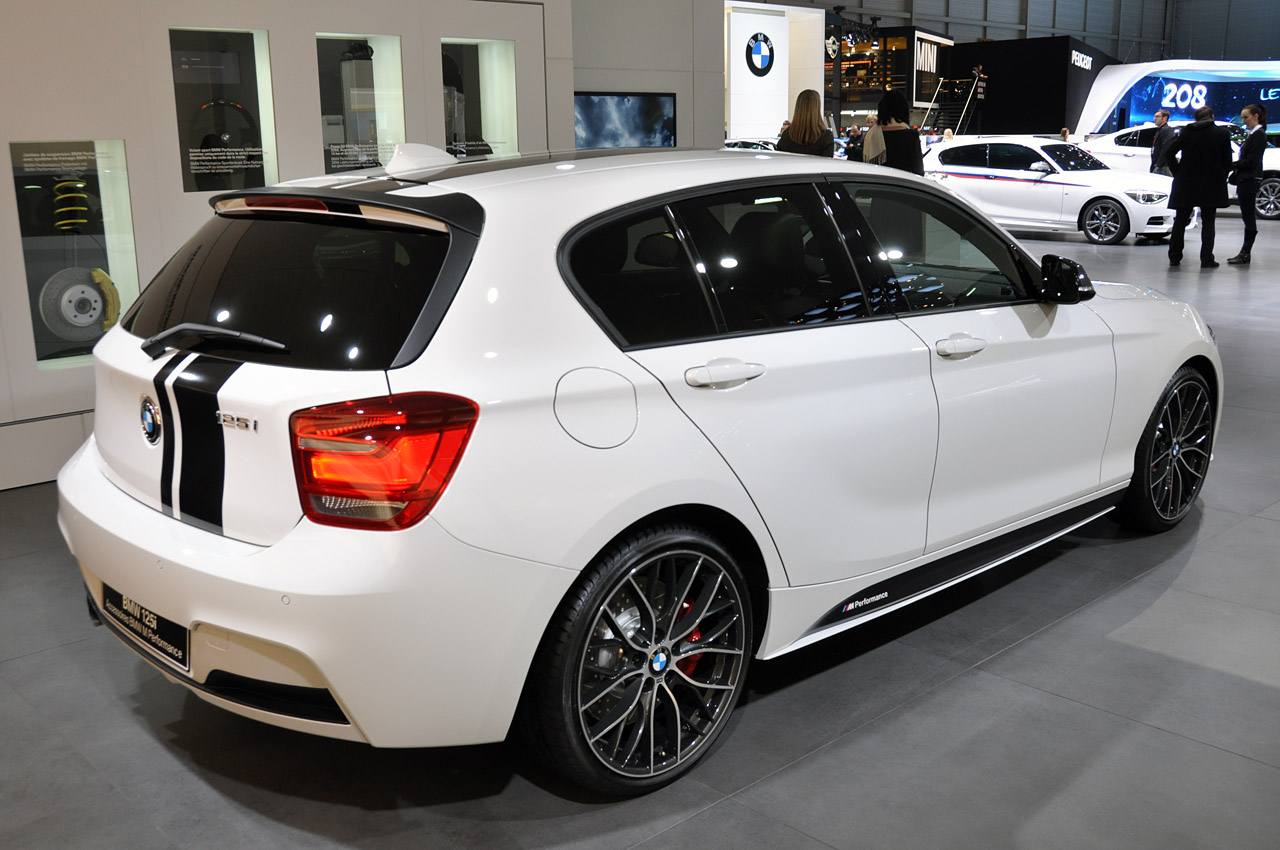 Best Gas For BMW >> BMW M Performance Parts continue to expand the brand - Autoblog