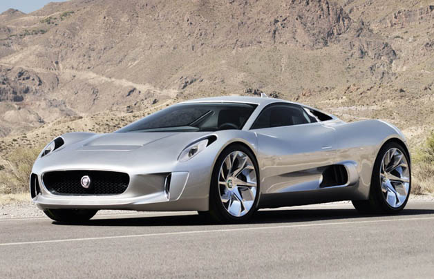 Cars That Start With W >> Report Jaguar To Confine Turbine Powered C X75 To Track Use