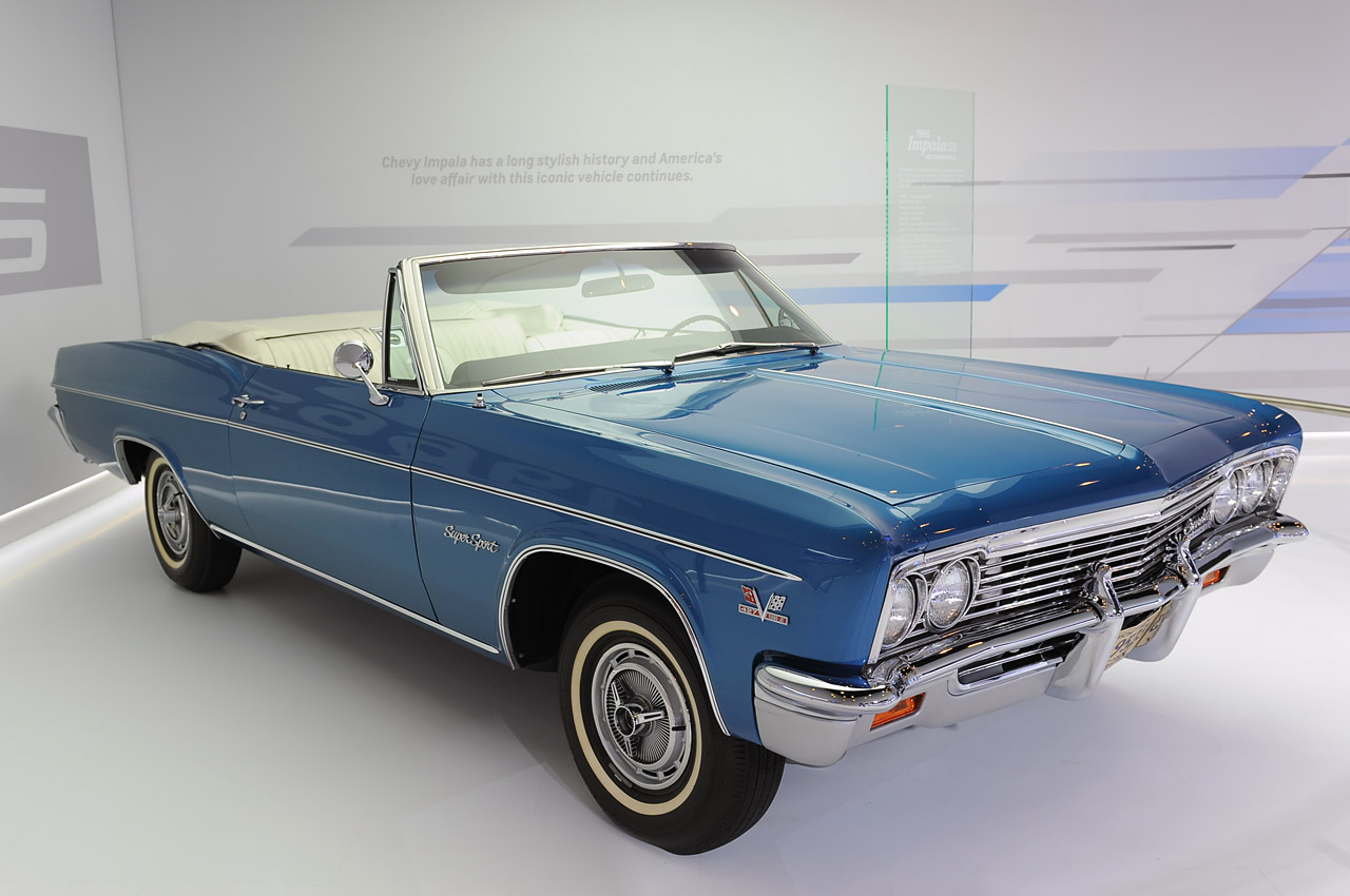 1966 Chevrolet Impala Ss 427 Convertible New York 2012 Photo 1957 Chevy Gallery Autoblog