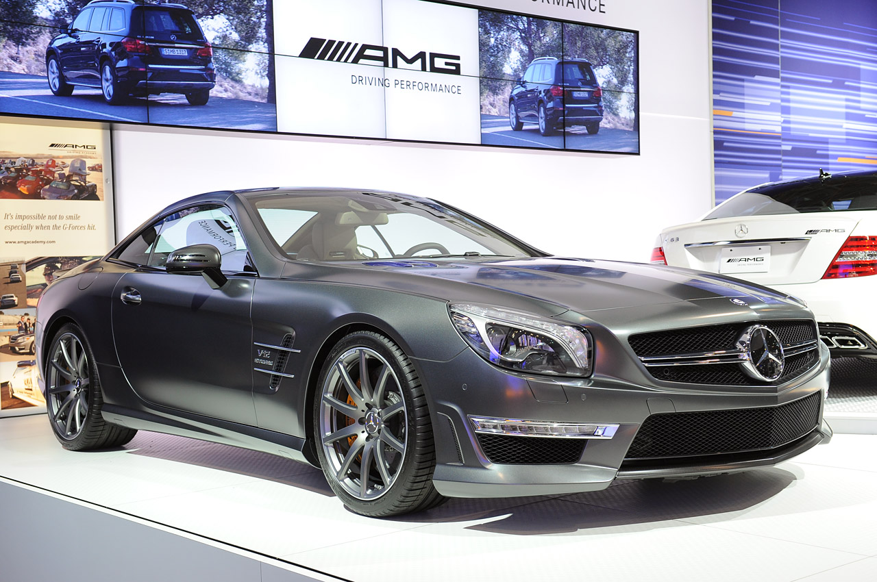 2013 mercedes benz sl65 amg new york 2012 photo gallery. Black Bedroom Furniture Sets. Home Design Ideas
