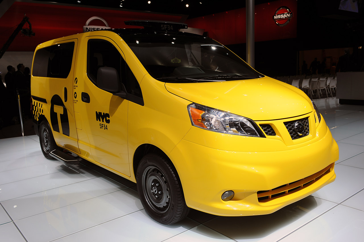 Hyundai Certified Pre-Owned >> 2014 Nissan NV200 Taxi brings convenience, comfort, safety ...