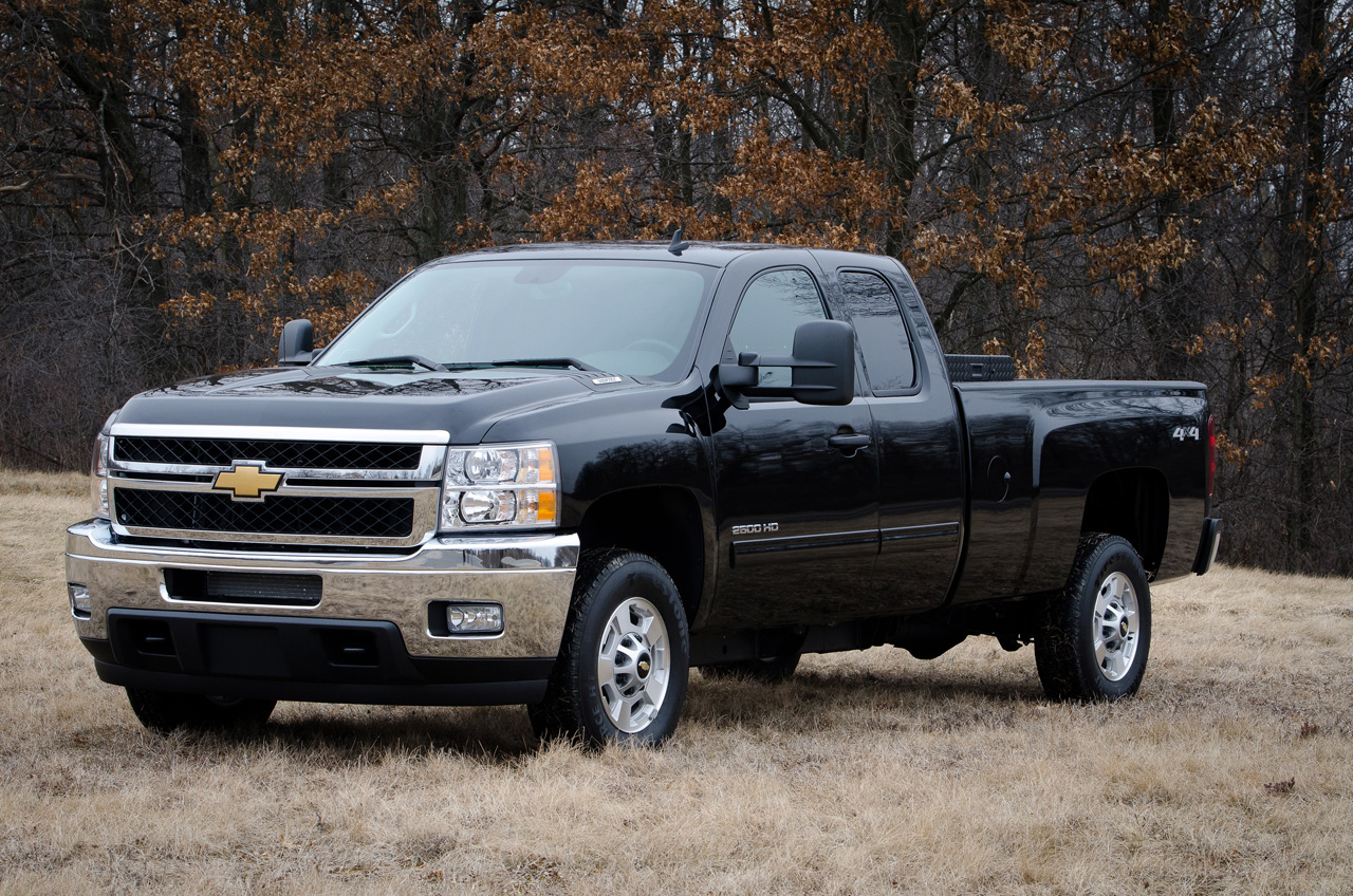 Silverado 2013 chevy silverado recalls : 2013 Chevrolet SIlverado 2500 HD Bi-Fuel Photo Gallery - Autoblog