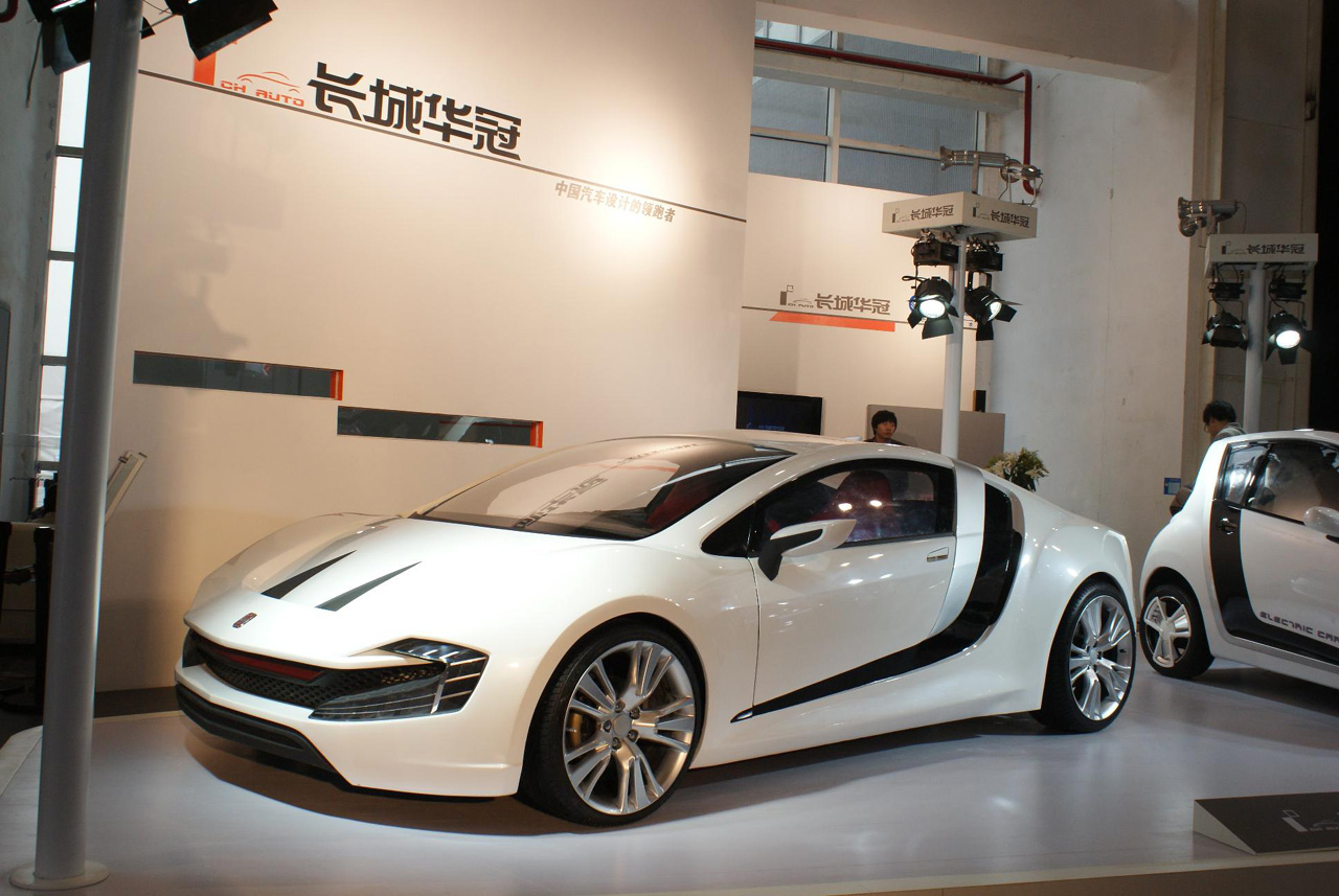 Ch Auto S Lithia Ev Strikes An Audi Like Profile In China