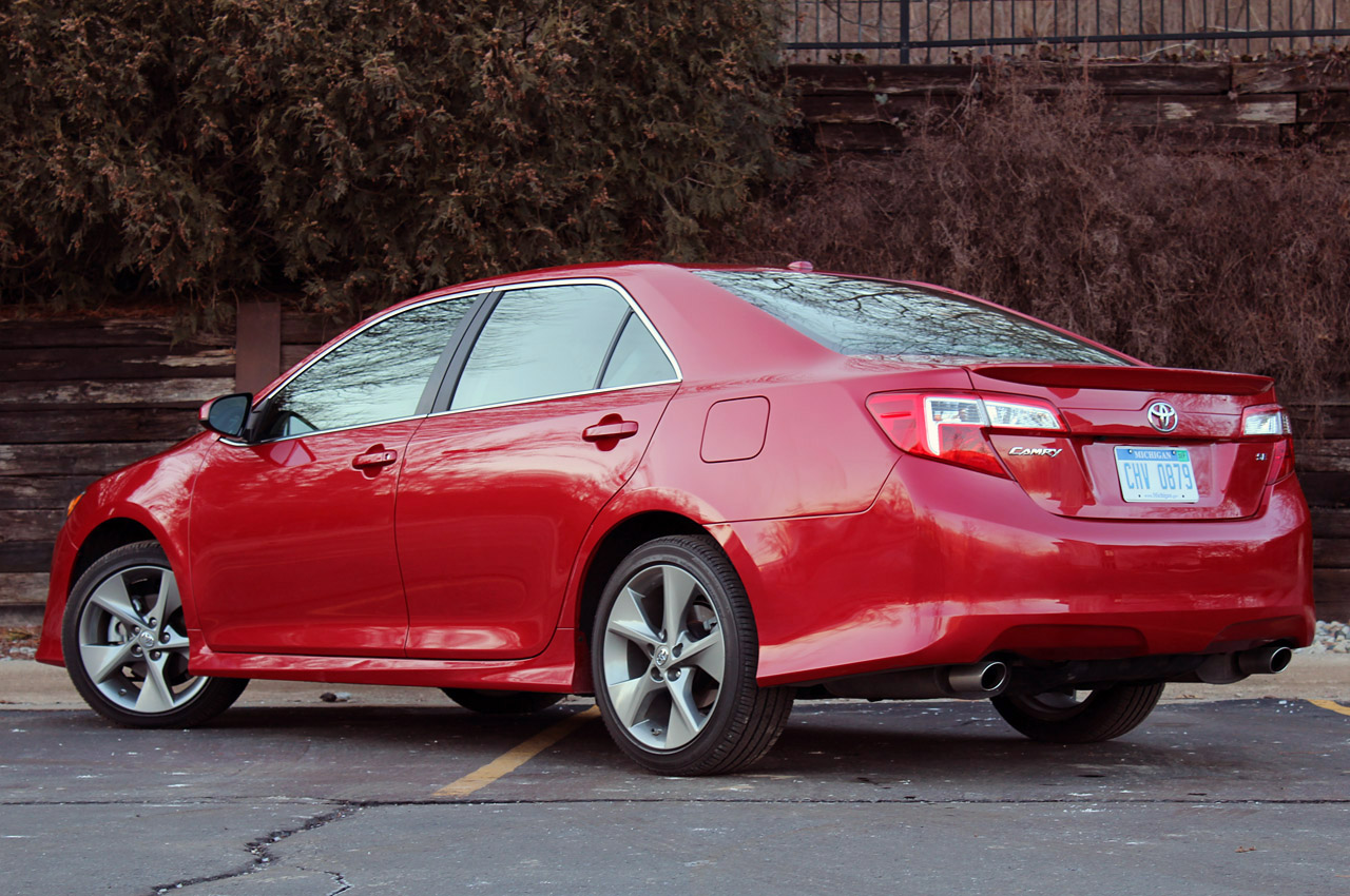 2012 Toyota Camry Very best Reviews