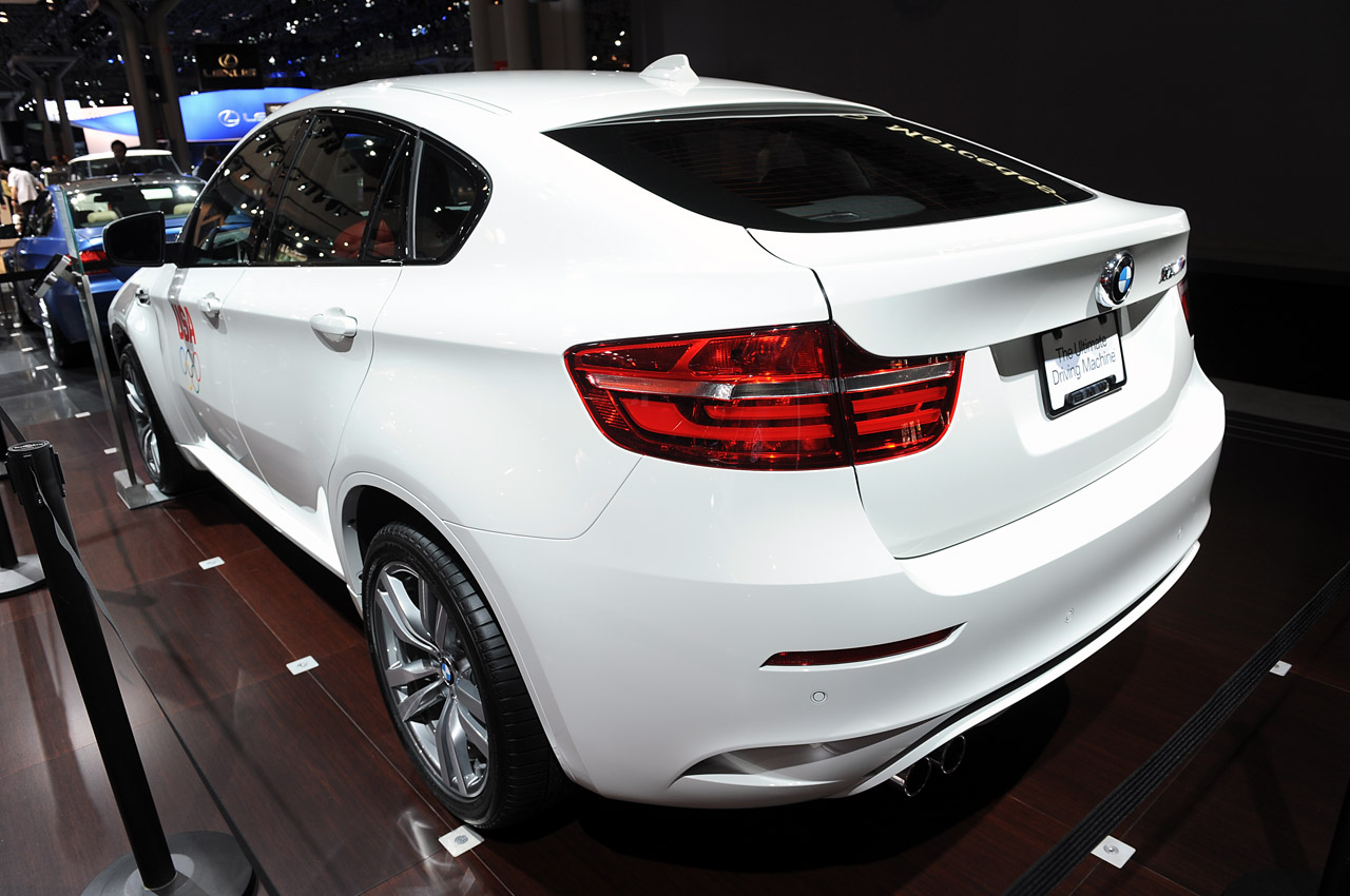 Certified Pre Owned BMW >> 2013 BMW X6 M reveals its very discreet enhancements | Autoblog