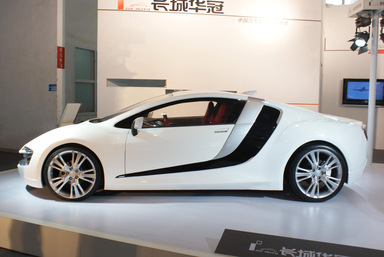 Audi Certified Pre Owned >> CH Auto's Lithia EV strikes an Audi-like profile in China ...