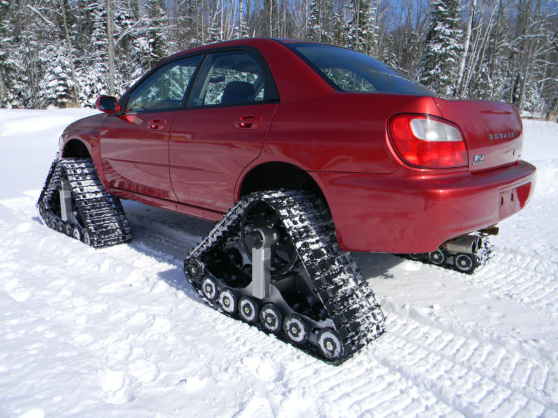 Subaru Certified Pre-Owned >> eBay Find of the Day: 2002 Subaru WRX makes tracks into ...