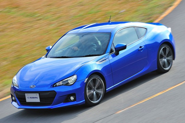 2013 subaru brz priced from 25 495 w poll. Black Bedroom Furniture Sets. Home Design Ideas