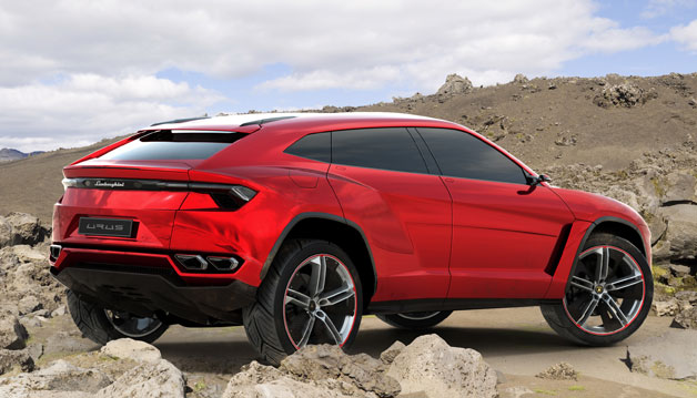 lamborghini urus super suv officially unveiled in china autoblog. Black Bedroom Furniture Sets. Home Design Ideas