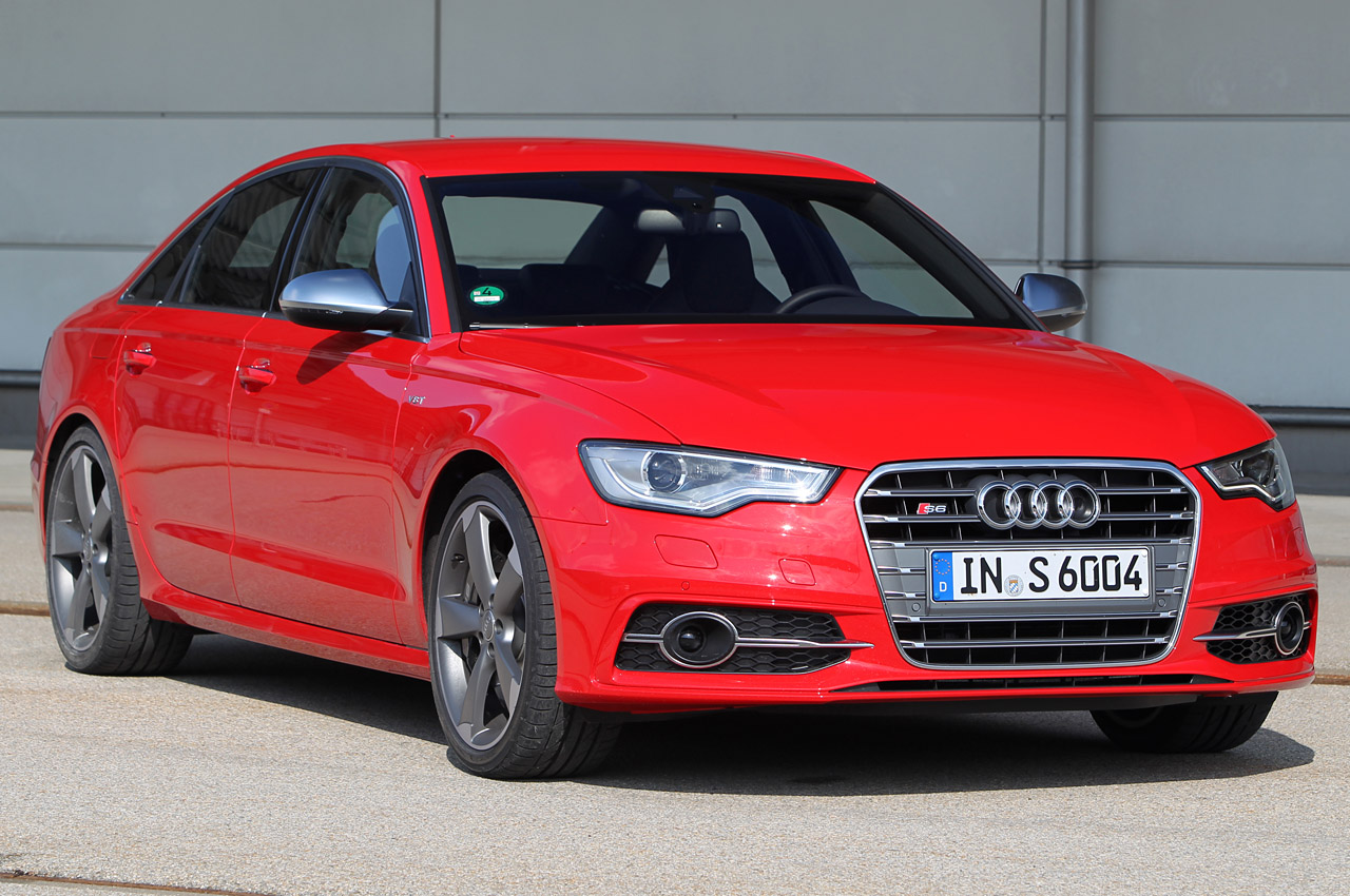 Certified Pre Owned Audi >> 2013 Audi S6 | Autoblog
