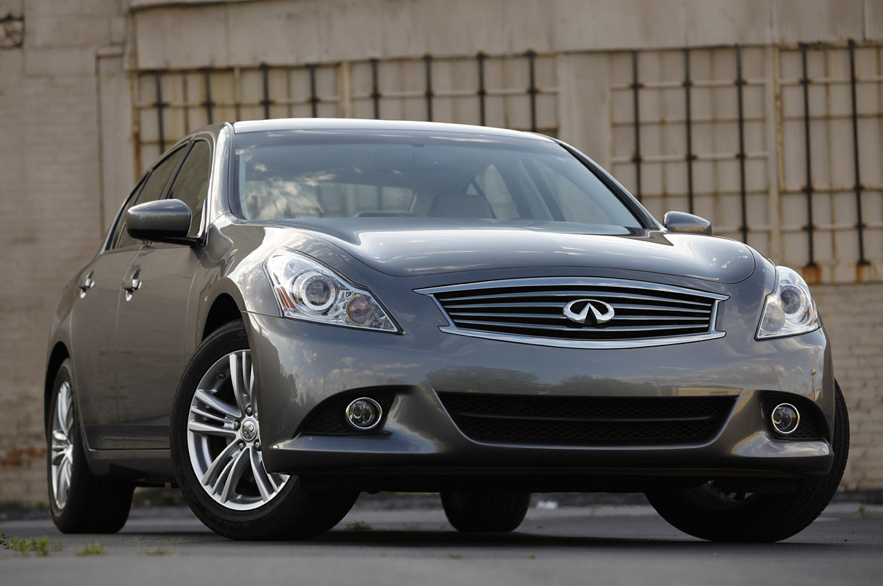 Infiniti Certified Pre Owned >> 2012 Infiniti G25 - Autoblog