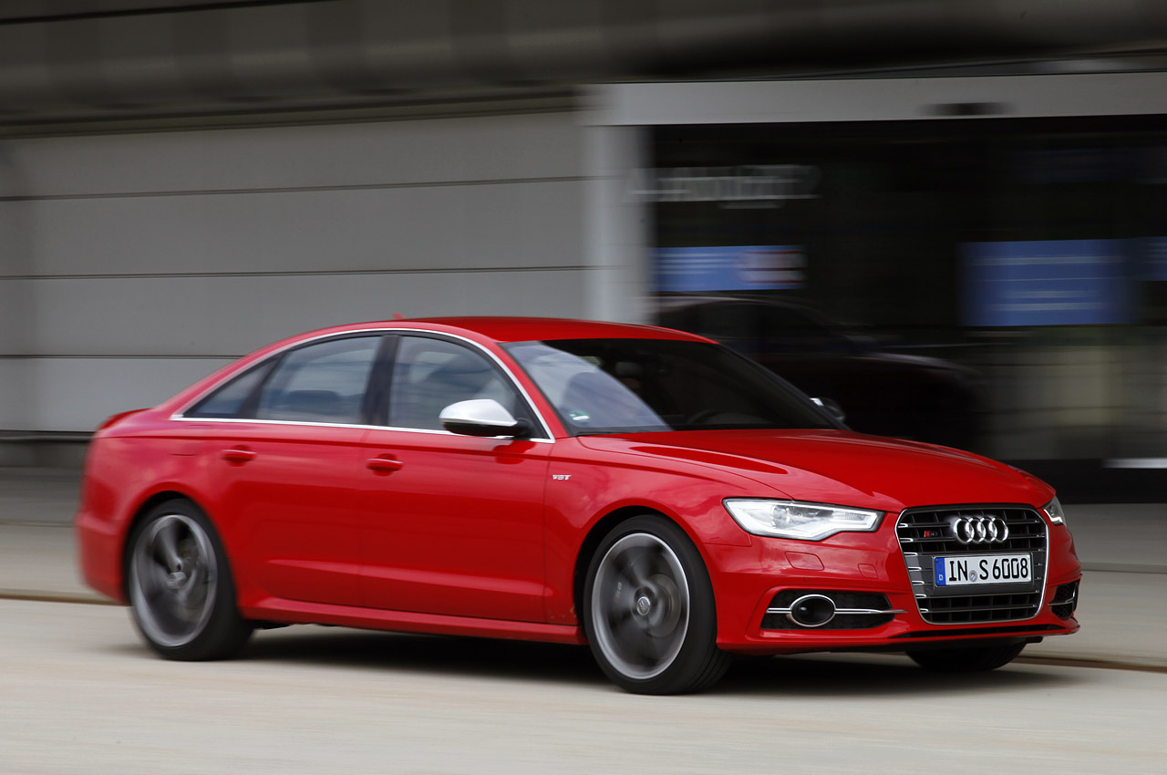 2013 Audi S6: First Drive Photo Gallery - Autoblog