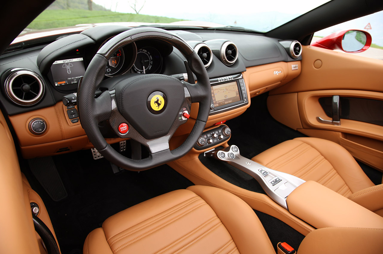 What Is A Crossover Suv >> 2013 Ferrari California: First Drive Photo Gallery - Autoblog