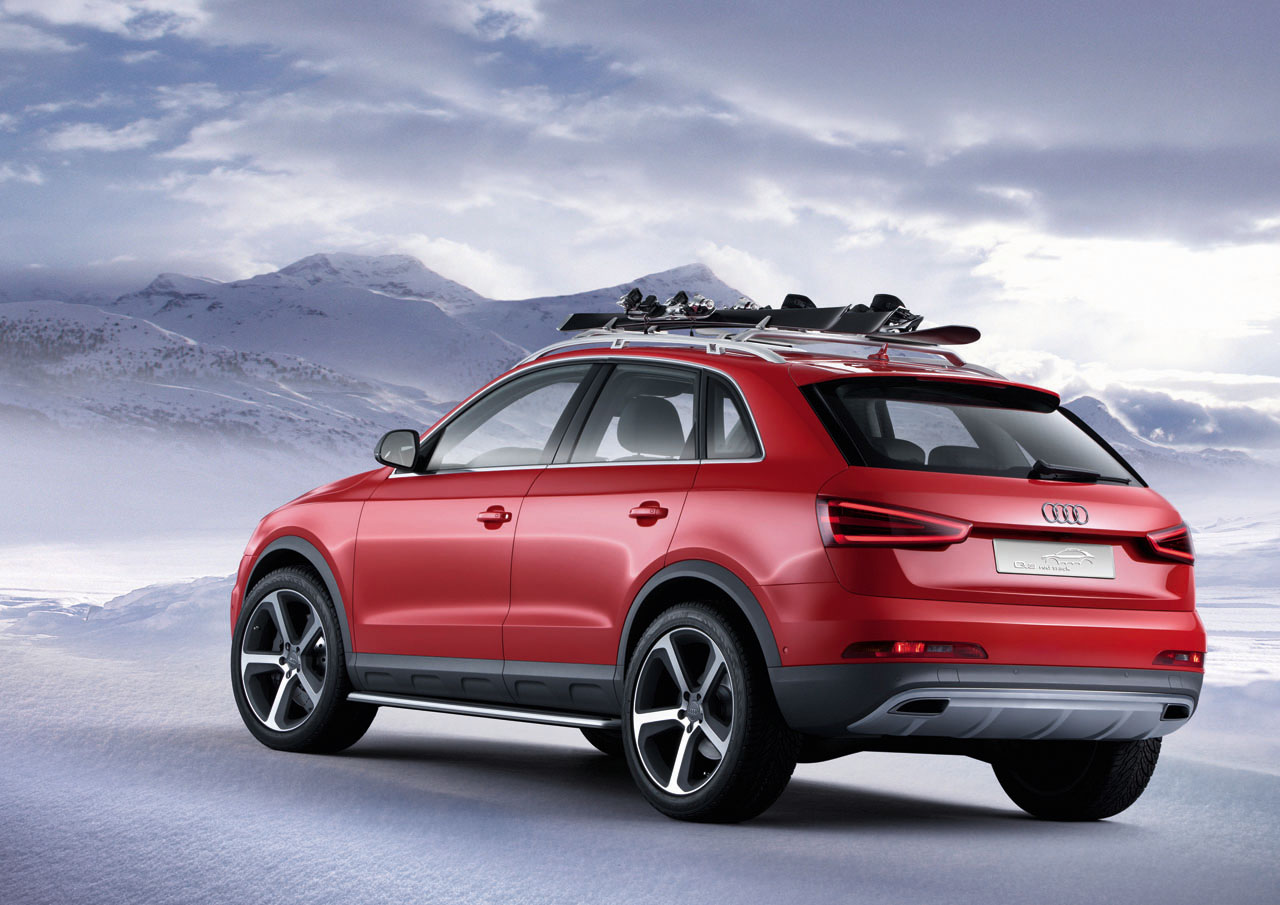 Audi Q3 Red Track Heads To Worthersee Tour Autoblog