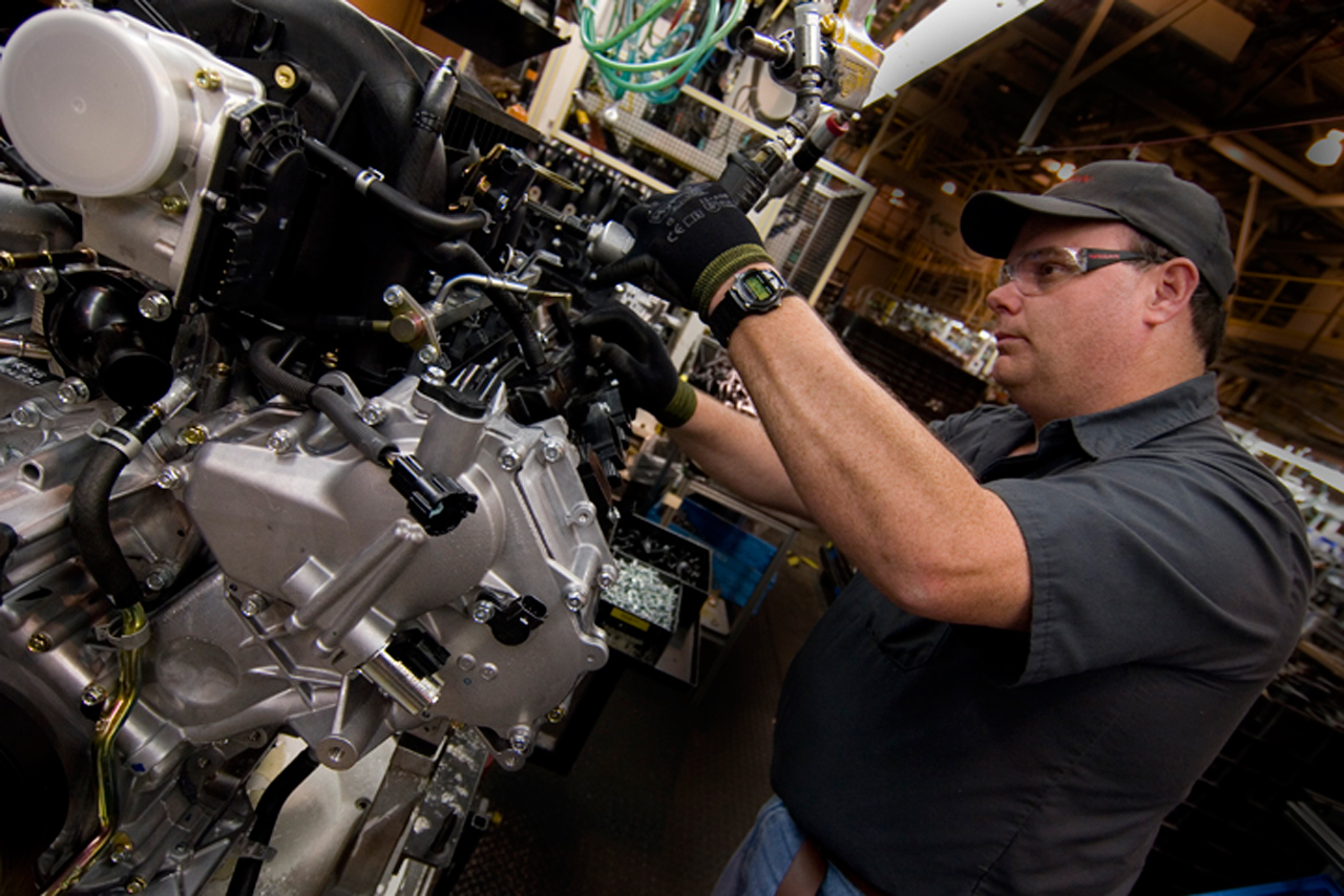 Nissan Certified Pre Owned >> Nissan breaks ground on new engine plant in Tennessee ...