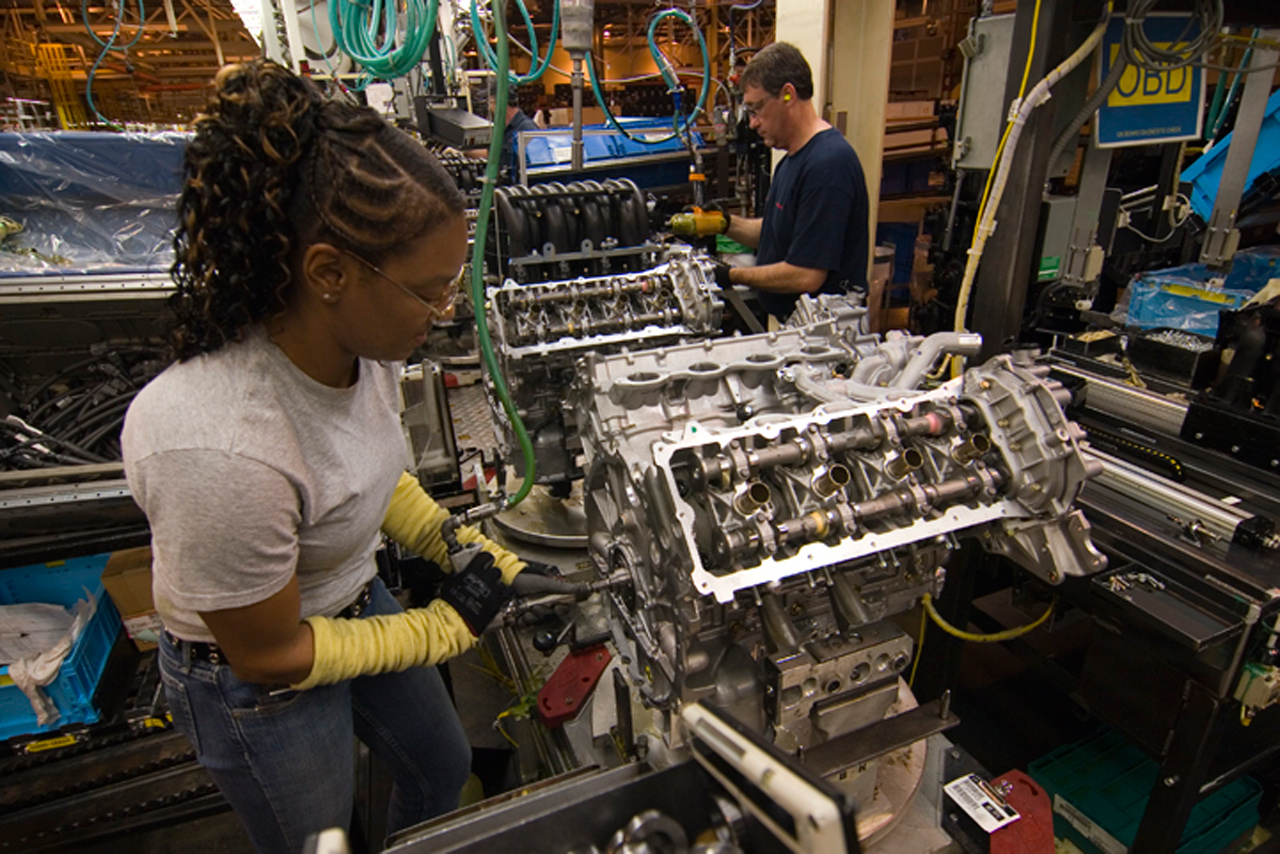 Gas Prices In Tennessee >> Nissan breaks ground on new engine plant in Tennessee ...