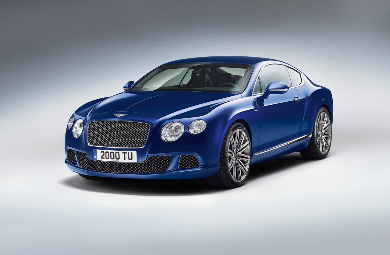 2013 bentley continental gt speed debuting at goodwood with 616 hp and 205 mph top speed autoblog. Black Bedroom Furniture Sets. Home Design Ideas